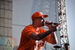 Cypress Hill performing at Riot Fest Chicago in Chicago, IL on Sept. 13, 2015. (Photo: Peter Hinsdale)