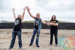 DOA at Riot Fest Toronto 2015 at Downsview Park in Toronto, ON. (Photo: Dale Benvenuto/Aesthetic Magazine)