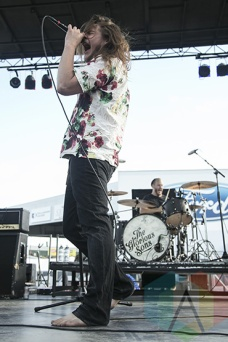 The Glorious Sons performing at Chill On The Hill 2015 in Detroit, MI on Sept. 13, 2015. (Photo: Amanda Cain/Aesthetic Magazine)