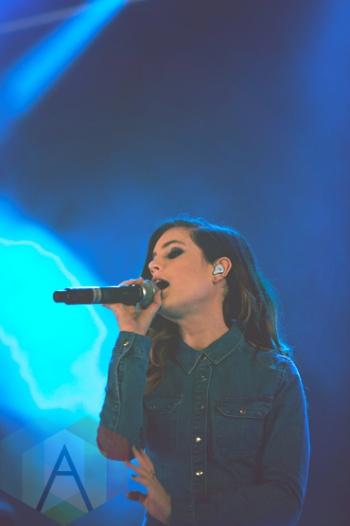 Echosmith performing at Leeds Festival 2015 on Aug. 29, 2015. (Photo: Priti Shikotra/Aesthetic Magazine)