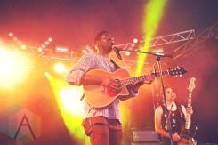 Jake Isaac performing at Leeds Festival 2015 on Aug. 29, 2015. (Photo: Priti Shikotra/Aesthetic Magazine)