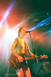 Misty Miller performing at Leeds Festival 2015 on Aug. 29, 2015. (Photo: Priti Shikotra/Aesthetic Magazine)
