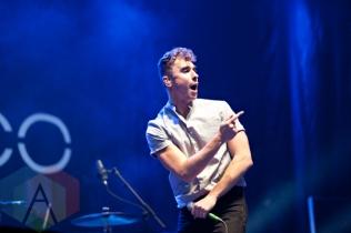 Don Broco performing at Leeds Festival 2015 on Aug. 29, 2015. (Photo: Priti Shikotra/Aesthetic Magazine)