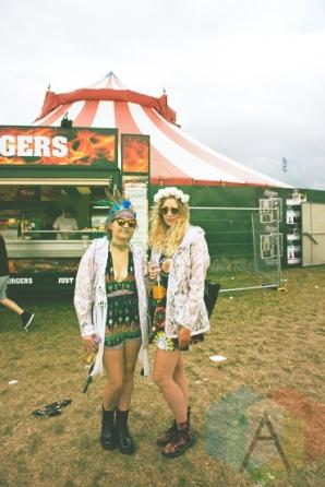 Leeds Festival 2015 on Aug. 29, 2015. (Photo: Priti Shikotra/Aesthetic Magazine)