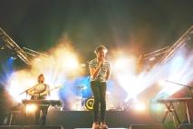 Prides performing at Leeds Festival 2015 on Aug. 29, 2015. (Photo: Priti Shikotra/Aesthetic Magazine)