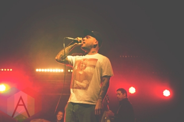 The Bronx performing at Leeds Festival 2015 on Aug. 29, 2015. (Photo: Priti Shikotra/Aesthetic Magazine)