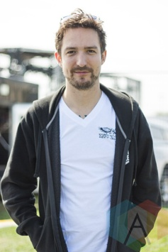 Frank Turner at Riot Fest Toronto 2015 at Downsview Park in Toronto, ON. (Photo: Alyssa Balistreri/Aesthetic Magazine)