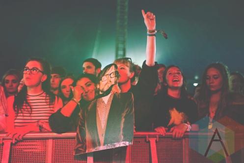 The crowd during Ratboy's performance at Leeds Festival 2015 on Aug. 30, 2015. (Photo: Priti Shikotra/Aesthetic Magazine)
