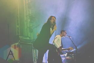 Spector performing at Leeds Festival 2015 on Aug. 30, 2015. (Photo: Priti Shikotra/Aesthetic Magazine)