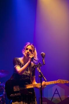 Wolf Alice performing at Leeds Festival 2015 on Aug. 30, 2015. (Photo: Priti Shikotra/Aesthetic Magazine)