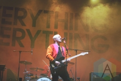 Everything Everything performing at Leeds Festival 2015 on Aug. 30, 2015. (Photo: Priti Shikotra/Aesthetic Magazine)