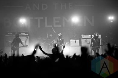 Catfish and The Bottlemen performing at Leeds Festival 2015 on Aug. 30, 2015. (Photo: Priti Shikotra/Aesthetic Magazine)