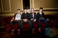 The Strypes backstage at The Ritz in Manchester, UK on Sept. 26, 2015. (Photo: Priti Shikotra/Aesthetic Magazine)The Strypes backstage at The Ritz in Manchester, UK on Sept. 26, 2015. (Photo: Priti Shikotra/Aesthetic Magazine)