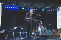 Kevin Garrett performing at Thrival Festival in Pittsburgh, PA on Sept. 26, 2015. (Photo: Emily Kovacic/Aesthetic Magazine)