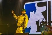 Limp Bizkit performing at Leeds Festival 2015 on Aug. 29, 2015. (Photo: Tom Martin)