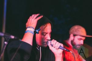 Bestie performing at Rifflandia 2015 on Sept. 18, 2015. (Photo: Steven Shepherd/Aesthetic Magazine)
