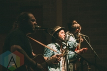 The Matinee performing at Rifflandia 2015 on Sept. 18, 2015. (Photo: Steven Shepherd/Aesthetic Magazine)