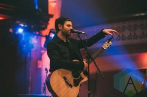 Jay Malinowski and The Deadcoast performing at Rifflandia 2015 on Sept. 18, 2015. (Photo: Steven Shepherd/Aesthetic Magazine)