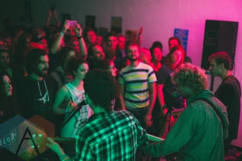 The Archers performing at Rifflandia 2015 on Sept. 18, 2015. (Photo: Steven Shepherd/Aesthetic Magazine)