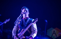 Isaac Brock of Modest Mouse performing at the 2015 Budweiser Made in America Festival at Benjamin Franklin Parkway on Sept. 5, 2015 in Philadelphia, PA. (Photo: Jaime Schultz/ Aesthetic Magazine)