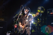 Motorhead performing at Riot Fest Toronto 2015 at Downsview Park in Toronto, ON on Sept. 19, 2015. (Photo: Dale Benvenuto/Aesthetic Magazine)