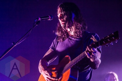 Noah Gundersen performing at The Opera House in Toronto on Sept. 29, 2015. (Photo: Kelsey Giesbrecht/Aesthetic Magazine)
