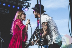Oh Honey performing at Thrival Festival in Pittsburgh, PA on Sept. 26, 2015. (Photo: Emily Kovacic/Aesthetic Magazine)