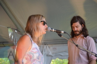 Etiquette performing at Camp Wavelength in Toronto, ON on Aug. 29, 2015. (Photo: Justin Roth/Aesthetic Magazine)