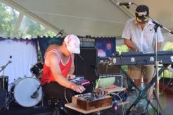 JOYFULTALK performing at Camp Wavelength in Toronto, ON on Aug. 30, 2015. (Photo: Justin Roth/Aesthetic Magazine)