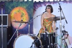Anamai performing at Camp Wavelength in Toronto, ON on Aug. 30, 2015. (Photo: Justin Roth/Aesthetic Magazine)