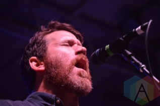 Chuck Ragan performing at TURF 2015 in Toronto, ON, on Sept. 18, 2015. (Photo: Justin Roth/Aesthetic Magazine)