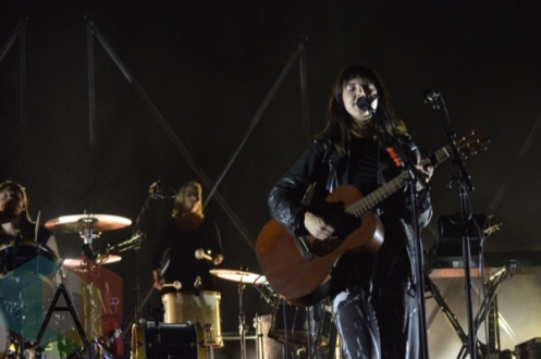 Of Monsters And Men performing at TURF 2015 in Toronto, ON, on Sept. 18, 2015. (Photo: Justin Roth/Aesthetic Magazine)