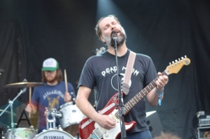 Built To Spill performing at TURF 2015 in Toronto, ON, on Sept. 18, 2015. (Photo: Justin Roth/Aesthetic Magazine)