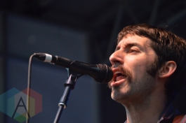 Murder By Death performing at TURF 2015 in Toronto, ON, on Sept. 18, 2015. (Photo: Justin Roth/Aesthetic Magazine)