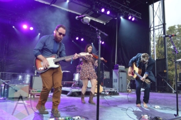 The Strumbellas performing at TURF 2015 in Toronto, ON, on Sept. 19, 2015. (Photo: Justin Roth/Aesthetic Magazine)