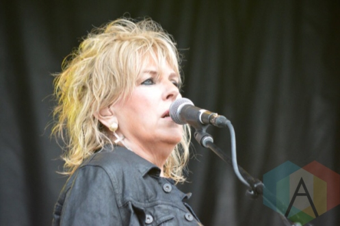 Lucinda Williams performing at TURF 2015 in Toronto, ON, on Sept. 19, 2015. (Photo: Justin Roth/Aesthetic Magazine)