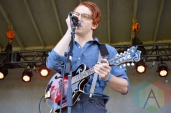 Birds Of Bellwoods performing at TURF 2015 in Toronto, ON, on Sept. 20, 2015. (Photo: Justin Roth/Aesthetic Magazine)