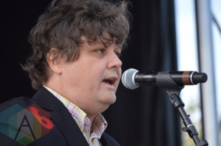 Ron Sexsmith performing at TURF 2015 in Toronto, ON, on Sept. 20, 2015. (Photo: Justin Roth/Aesthetic Magazine)