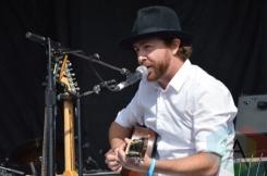 Elliott Brood performing at TURF 2015 in Toronto, ON, on Sept. 20, 2015. (Photo: Justin Roth/Aesthetic Magazine)