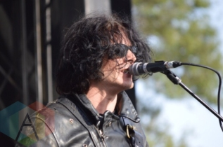 Black Rebel Motorcycle Club performing at TURF 2015 in Toronto, ON, on Sept. 20, 2015. (Photo: Justin Roth/Aesthetic Magazine)
