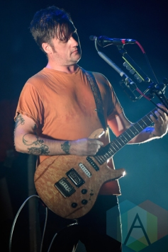 Isaac Brock of Modest Mouse performing at the 2015 Budweiser Made in America Festival at Benjamin Franklin Parkway on Sept. 5, 2015 in Philadelphia, PA. (Photo: Kevin Mazur/Getty)