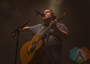 Tenacious D performing at Riot Fest Chicago in Chicago, IL on Sept. 13, 2015. (Photo: Katie Hovland)
