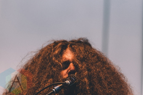 Coheed And Cambria performing at Riot Fest Toronto 2015 at Downsview Park in Toronto, ON on Sept. 19, 2015. (Photo: Rick Clifford)