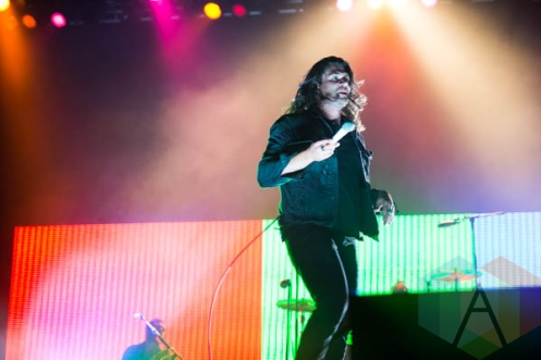 Taking Back Sunday performing at Riot Fest Chicago in Chicago, IL on Sept. 12, 2015. (Photo: Katie Kuropas/Aesthetic Magazine)
