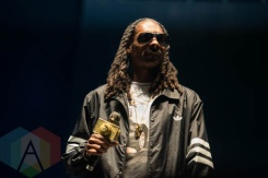 Snoop Dogg performing at Riot Fest Chicago in Chicago, IL on Sept. 13, 2015. (Photo: Katie Kuropas/Aesthetic Magazine)