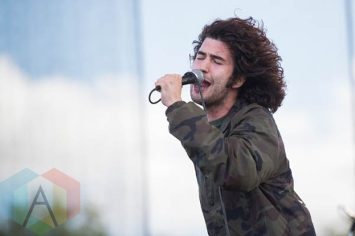 Real Friends performing at Riot Fest Chicago in Chicago, IL on Sept. 11, 2015. (Photo: Katie Kuropas/Aesthetic Magazine)