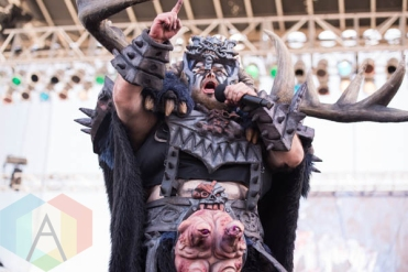 GWAR performing at Riot Fest Chicago in Chicago, IL on Sept. 12, 2015. (Photo: Katie Kuropas/Aesthetic Magazine)