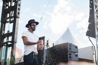 Yelawolf performing at Riot Fest Chicago in Chicago, IL on Sept. 13, 2015. (Photo: Katie Kuropas/Aesthetic Magazine)