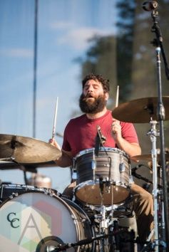 Manchester Orchestra performing at Riot Fest Chicago in Chicago, IL on Sept. 13, 2015. (Photo: Katie Kuropas/Aesthetic Magazine)