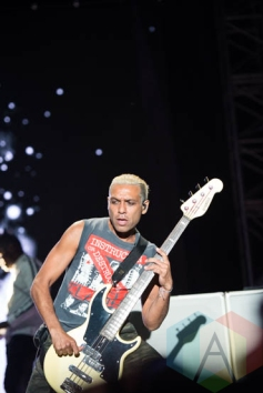 No Doubt performing at Riot Fest Chicago in Chicago, IL on Sept. 11, 2015. (Photo: Katie Kuropas/Aesthetic Magazine)